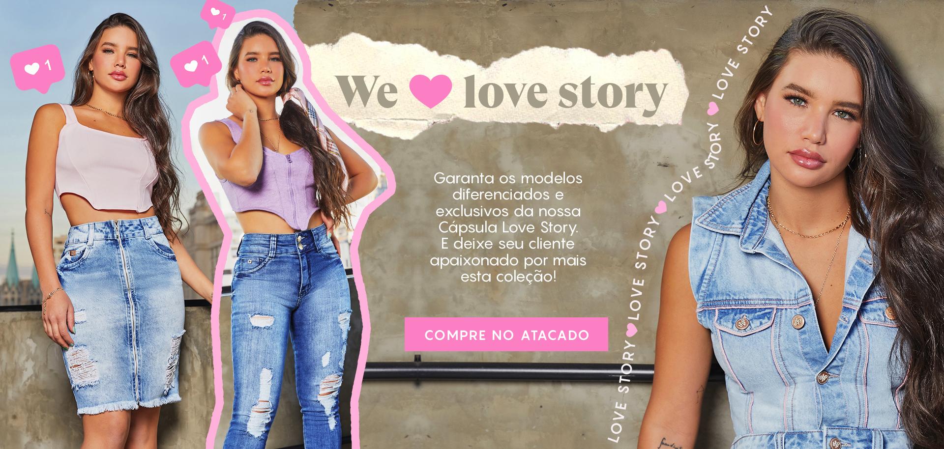 Love Story Feminino